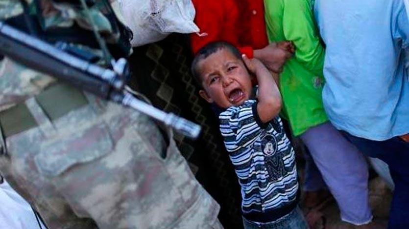 Unicef: Niños son objetivo de ataques a una 'escala estremecedora'