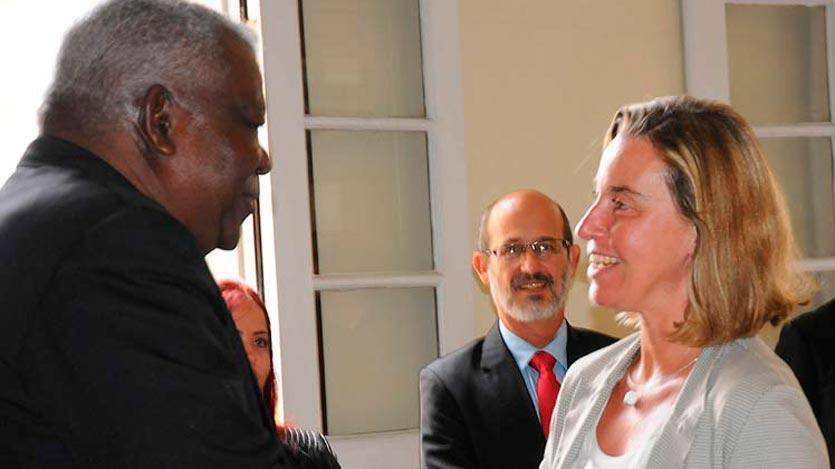 La Unión Europea refuerza su amistad con Cuba