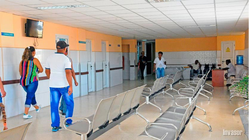Pacientes y doctores en Especialidades