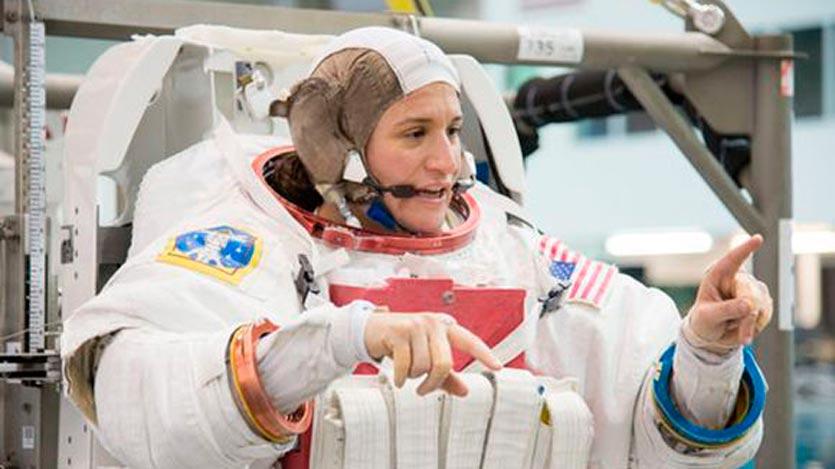 NASA impide que una astronauta afroamericana realicé misión