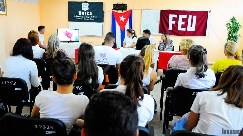 FEU avileña vive su IX Congreso (+Post)