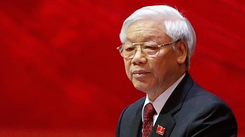 En Cuba máximo dirigente partidista de Vietnam en visita oficial