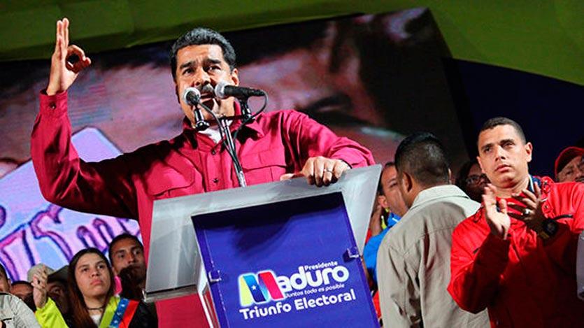 Estados Unidos expulsa a diplomáticos venezolanos en respuesta a Maduro