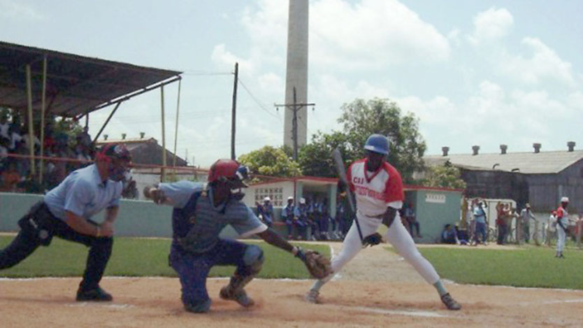 Súper ronda del Béisbol camagüeyano a ritmo de barridas