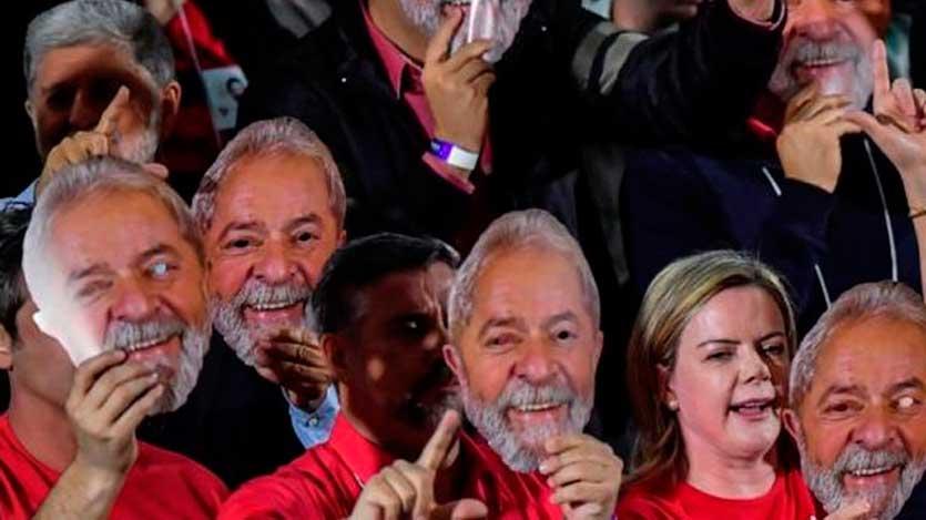 STF de Brasil decidirá sobre candidatura presidencial de Lula