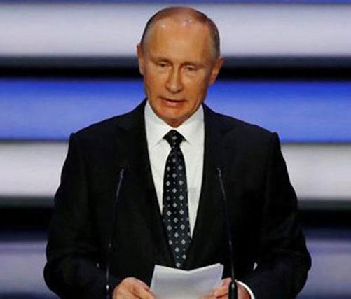 Putin felicita 60 aniversario de revolución cubana