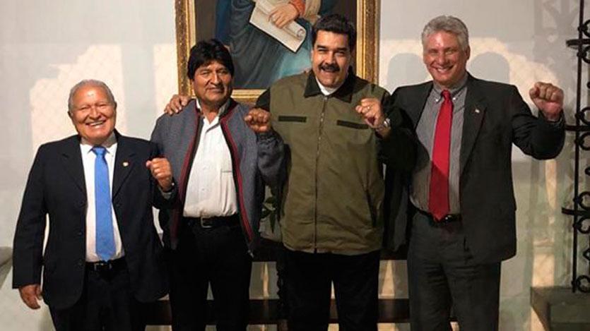 Miguel Díaz-Canel asistirá a la investidura de Maduro en Venezuela