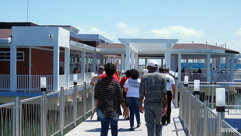 Terminan obra civil de nuevo delfinario en Cayo Coco