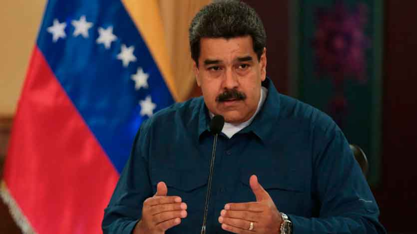 A un año de reelección de Maduro ¿y las sanciones?