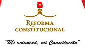 Reforma constitucional para la Revolución