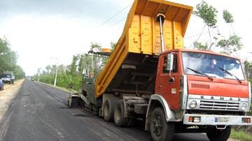 Reparación de vial